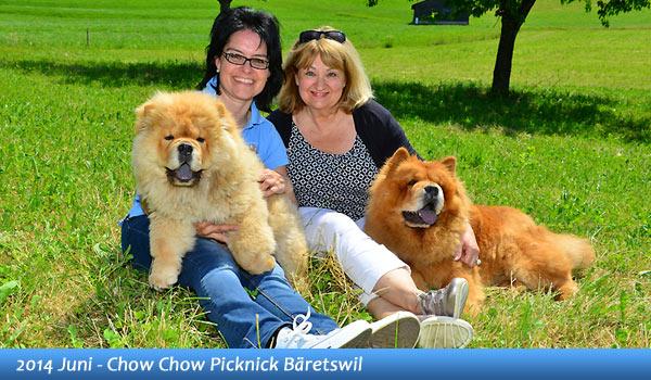 Album - Chows - 2014 - Juni - Chow Chow Picknick Bäretswil