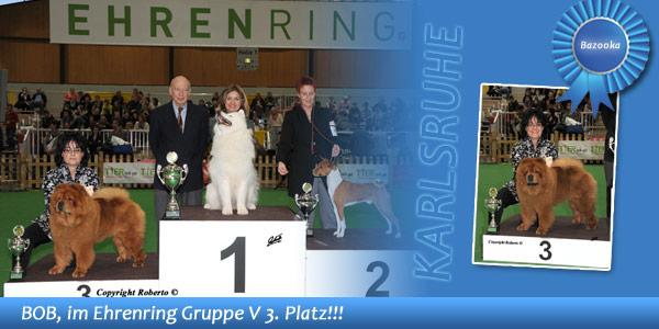 News 2012 - Karlsruhe - Bazooka im Ehrenring