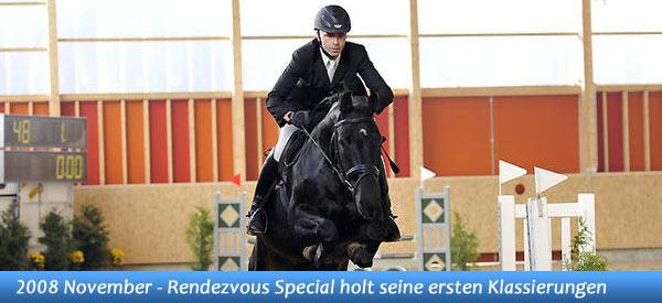 News - Pferde - 2008 - Rendezvous Aarau Spotlight