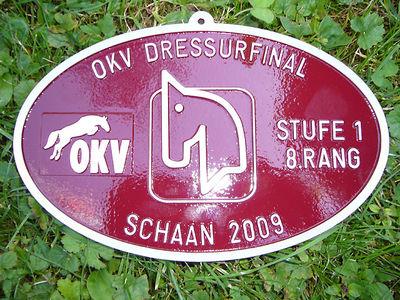 News - Pferde - 2009 - Rendezvous Schaan, 8. Rang