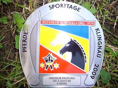 News - Pferde - 2009 - Rendezvous Klingnau