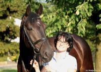 Album - Pferde - 2010 - Fotoshooting mit Nadja