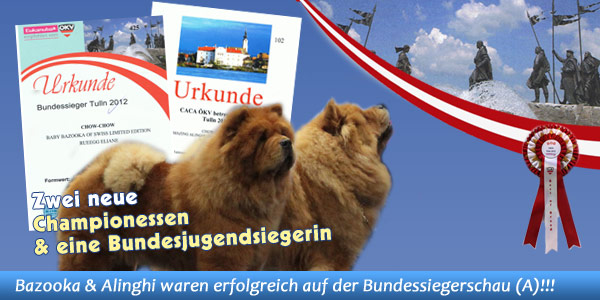 News 2012 - Bundessiegerschau Tulln 2012