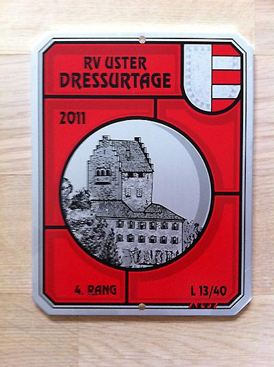 News - Pferde - 2011 - Dressurtage Uster