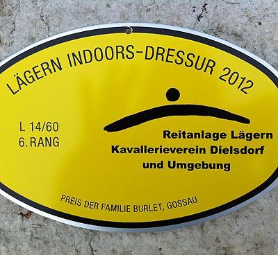News - Pferde - 2012 - Dressurtage Dielsdorf