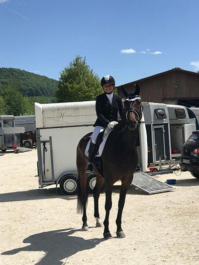 News - Pferde - 2018 - Dressurtage Rothenfluh
