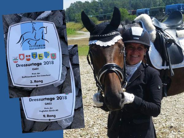 News - Pferde - 2018 - Dressurtage Rafzerfeld-4