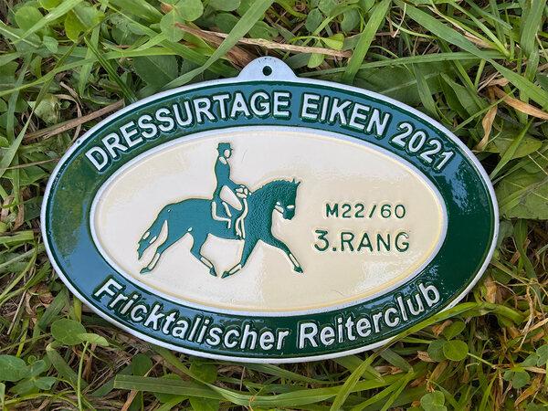 News - Pferde - Dressurtage Eiken AG - Dreamy