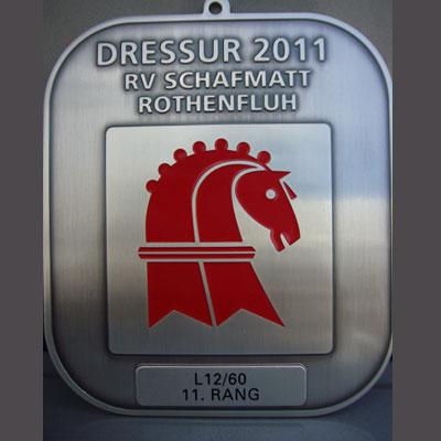 News - Pferde - 2011 - Dressurtage Rothenfluh BL