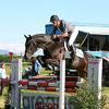 Bilder - Pferde - 2009 - Rendezvous - CS Meerenschwand mit Petr Reznar