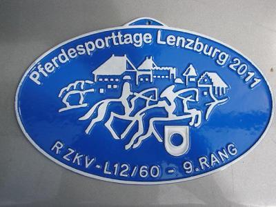 News - Pferde - 2011 - Pferdesporttage Reitverein Lenzburg 2011