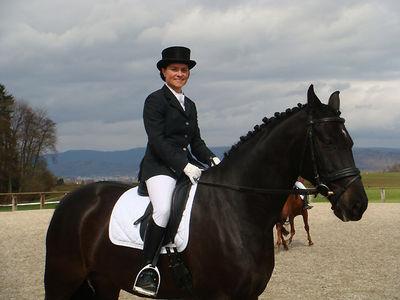 News - Pferde - 2009 - Rendezvous - Dressurtage Dietikon